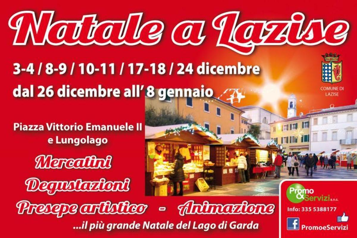 Christmas Markets In Lazise