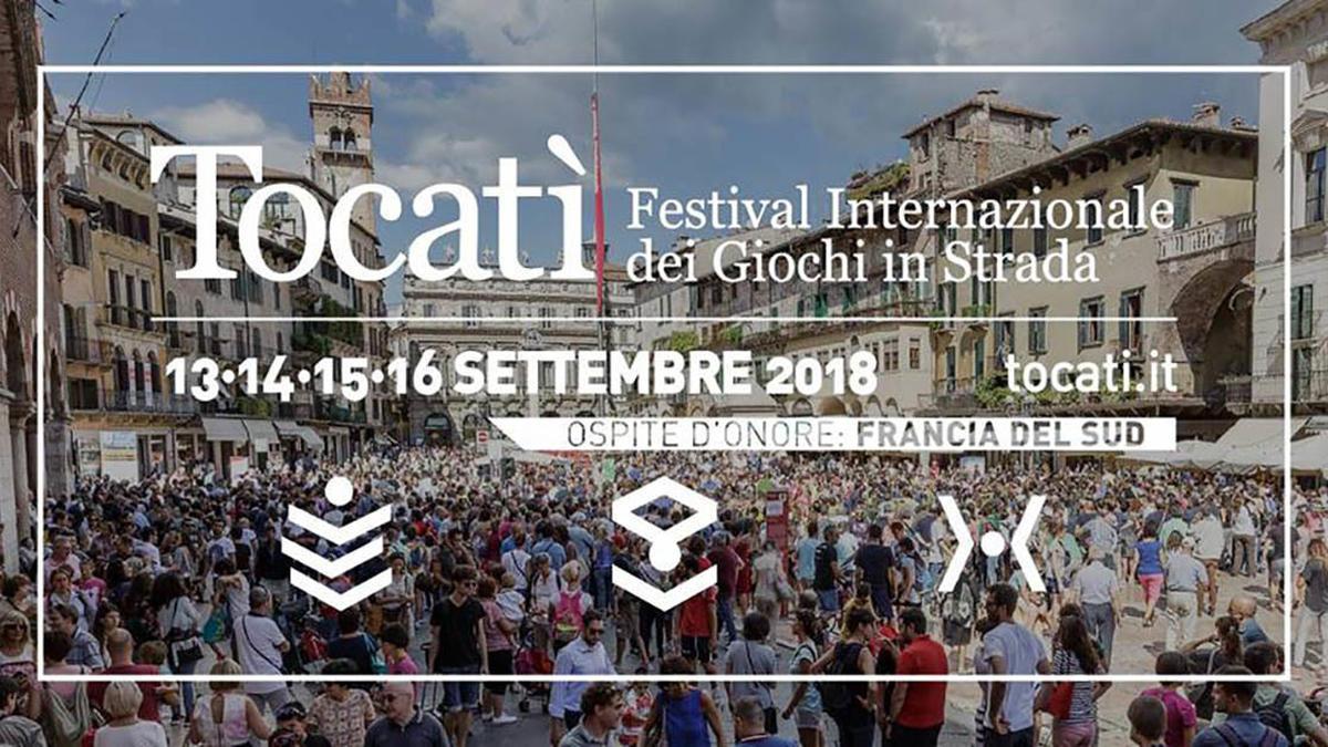 """""""Tocatì"""" festival in Verona"""