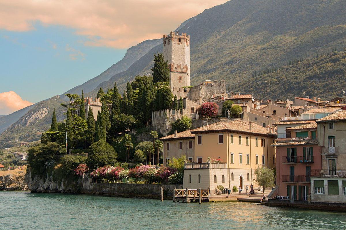 La fuga d'amore perfetta: il lato romantico del lago di Garda
