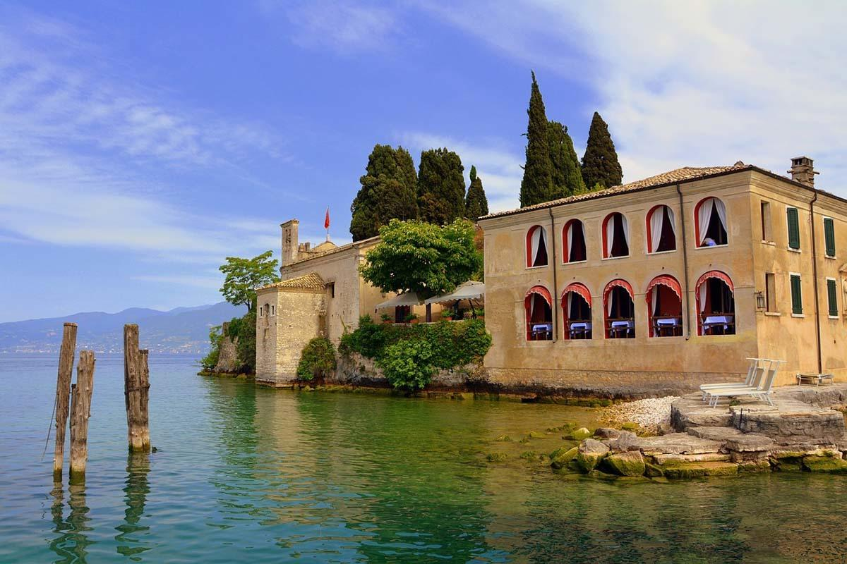 The pearl of upper Garda: Punta San Vigilio